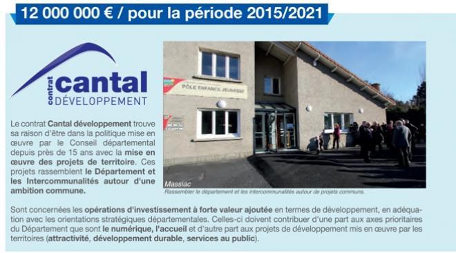 Dispositif en faveur des EPCI