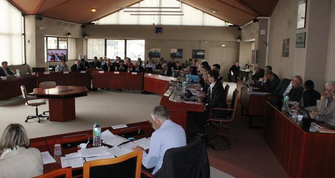 Photo actualité : Une session qui prépare l'avenir