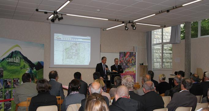 Photo actualité : Observatoire des Zones d'Activités du Cantal