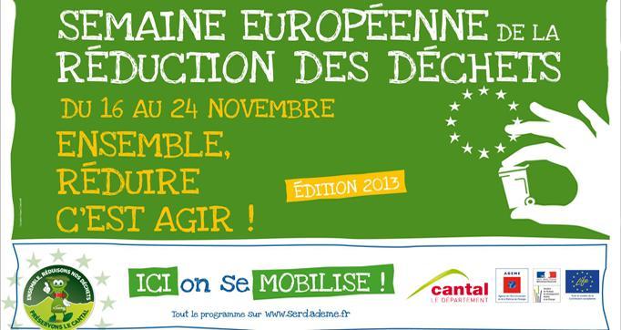 Photo actualité : Semaine Européenne de la Réduction des Déchets