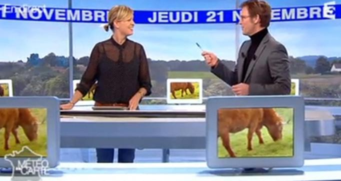 Photo actualité : Météo à la carte dans le Cantal !