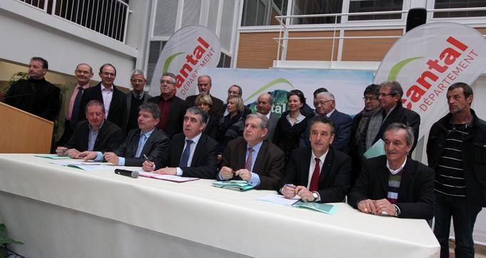 Photo actualité : Le Conseil départemental accompagne les initiatives locales