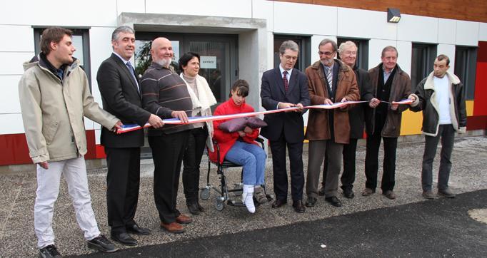 Photo actualité : Le Conseil départemental investit dans la Solidarité