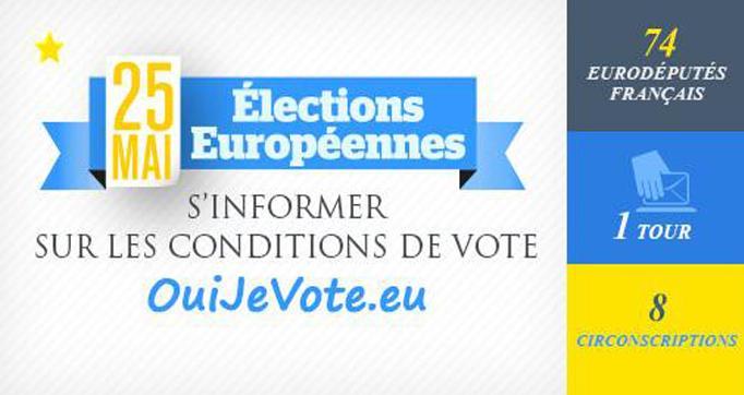 Photo actualité : Elections Européennes : J-2