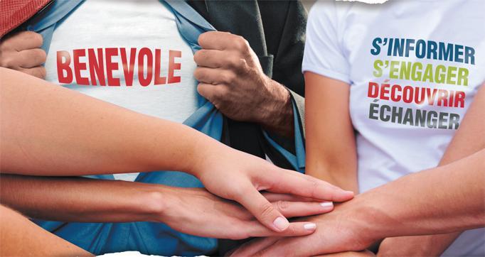 Photo actualité : Forum Départemental du Bénévolat