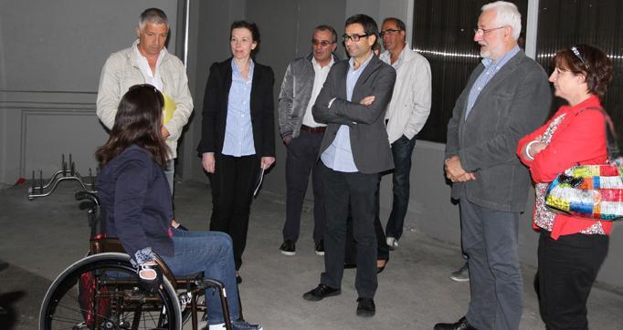 """Photo actualité : Programme """"Handicap et Société"""""""