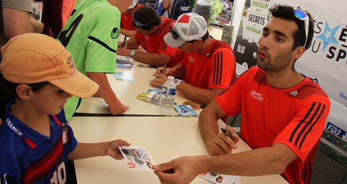 Photo actualité : Les Etoiles du Sport au plus près des cantaliens