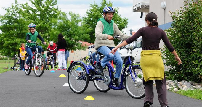 Photo actualité : Semaine Départementale du Sport Handicap
