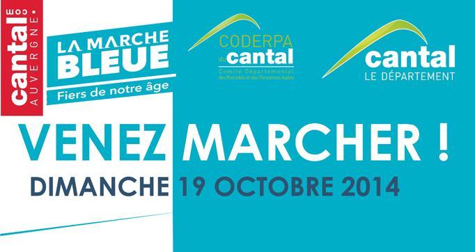 Photo actualité : La Marche Bleue