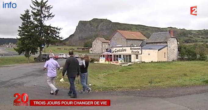Photo actualité : Accueil d'actifs, 3 jours pour changer de vie : le Cantal attractif et accueillant !