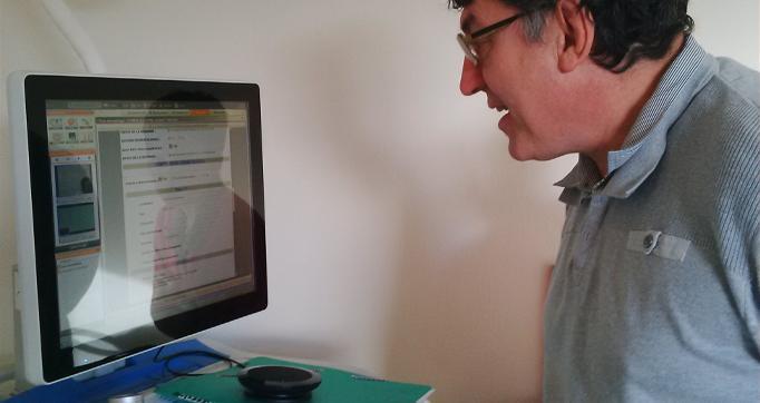 Photo actualité : CyberCantal Télémédecine : premières téléconsultations