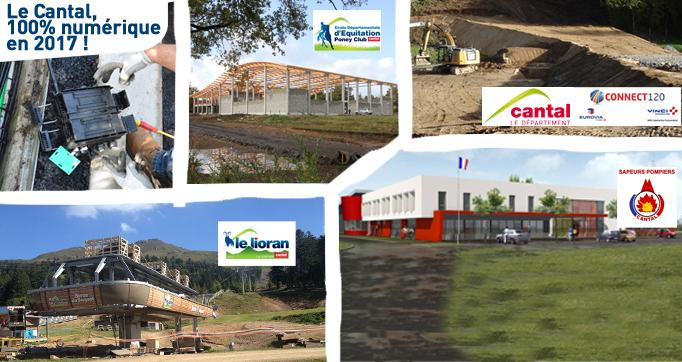 Photo actualité : Suivez les grands chantiers du Conseil départemental