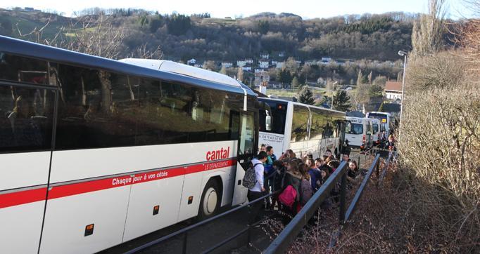 Photo actualité : Transports scolaires