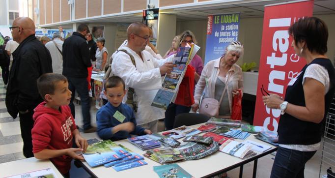 Photo actualité : Le Conseil départemental accueille les nouveaux Cantaliens