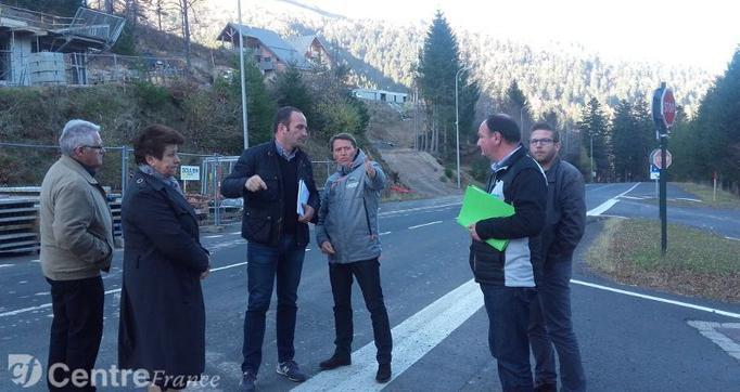 Photo actualité : Le tracé du Tour de France dans le Cantal se précise