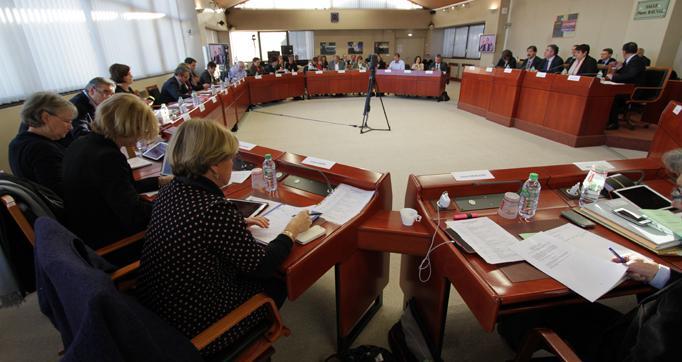 Photo actualité : Le Budget Primitif 2016 a été voté.