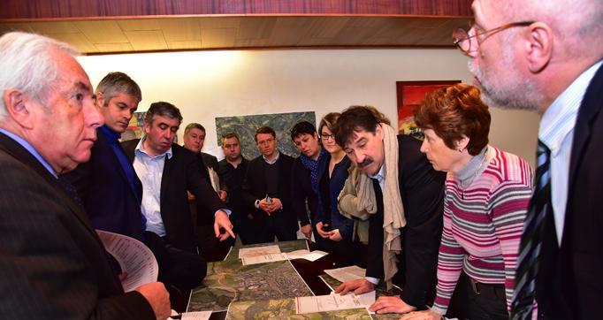 Photo actualité : Les choses vont changer : la région sera aux côtés du Cantal