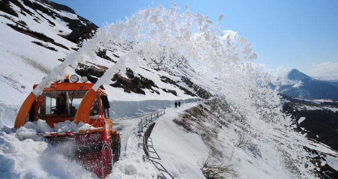 Photo actualité : Ouverture du Col du Pas de Peyrol