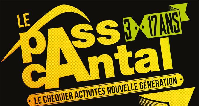 Photo actualité : Chequier activités PassCantal