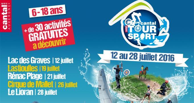 Photo actualité : 3ème édition Cantal Tour Sport