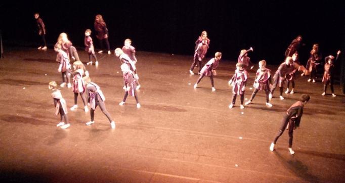 Photo actualité : Danse à l'école - Ainsi Danses