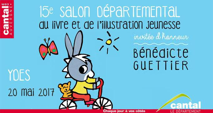 Photo actualité : Le salon du livre et de l'illustration jeunesse 2017