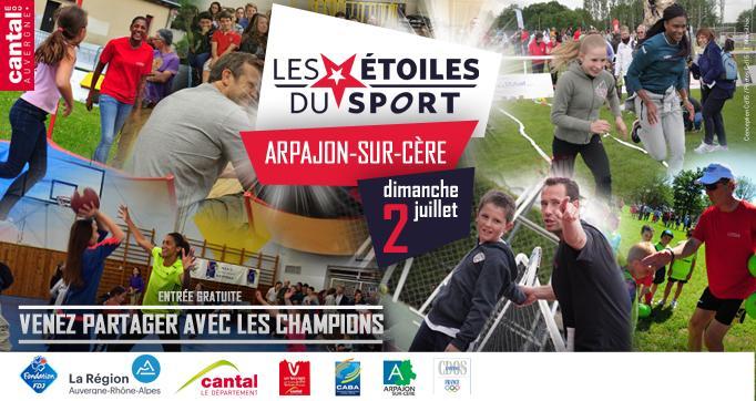 Photo actualité : Le Village des Etoiles du Sport