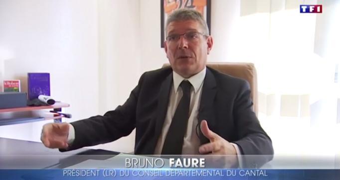 Bruno Faure monte au créneau pour une meilleure répartition des dotations en provenance de l'Etat