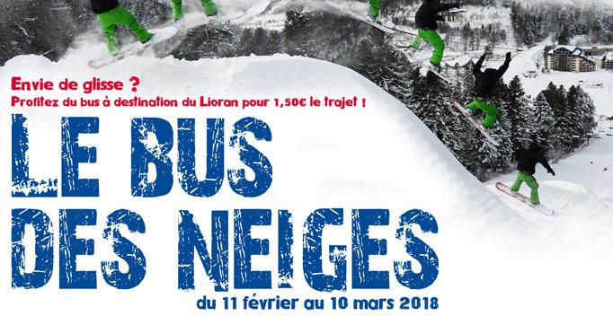 Photo actualité : Le Bus des neiges