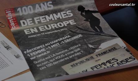 La grande guerre et les femmes Européennes