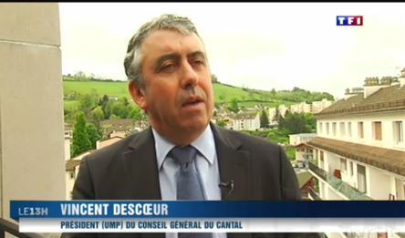 Lundi 12 mai JT 13 Heures TF1 : Mon département, j'y tiens !