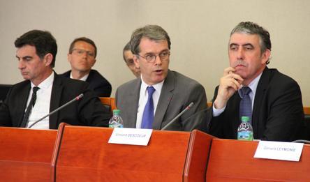 Séance publique du Conseil départemental du Cantal du 27 juin 2014
