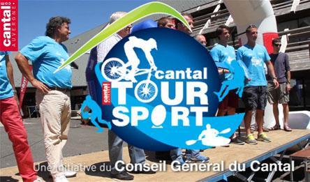 Cantal Tour Sport au Lioran