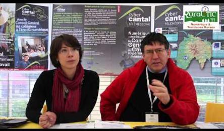 Trophées Ruralitic 2014 - Prix coup de coeur : le Conseil départemental du Cantal