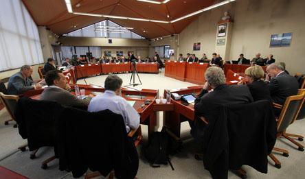 Séance du Conseil départemental - Partie 1