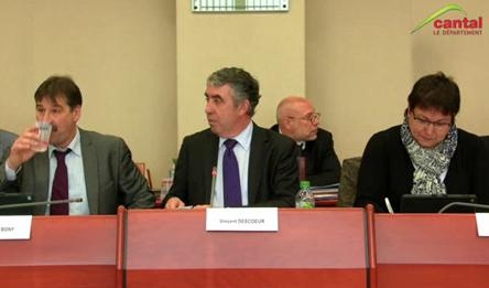Séance Publique du Conseil départemental