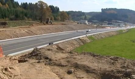 La RD 120 va désenclaver le Cantal