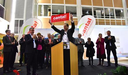 Voeux 2016 au monde sportif cantalien