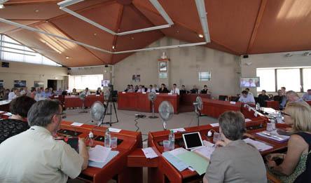 Séance publique du Conseil départemental du Cantal - 24 juin 2016
