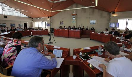 Séance publique du Conseil départemental du Cantal du 23 septembre 2016