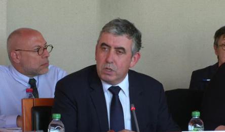 Séance Publique du Conseil départemental du 23 septembre 2016