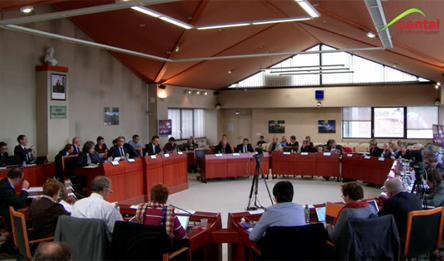 Séance du Conseil départemental du Cantal du 4 novembre 2016