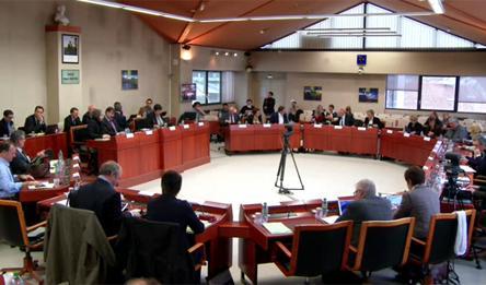 Conseil départemental du Cantal - Séance publique du 15 décembre 2016