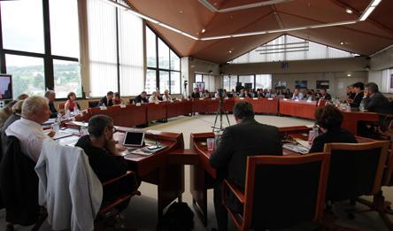 Séance publique du Conseil départemental du Cantal