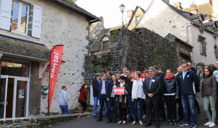 23ème session d'accueil d'actifs dans le Cantal