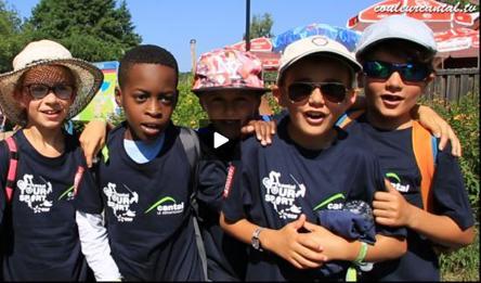 Le Cantal Tour Sport 2018 fait étape à Mauriac au Val Saint-Jean