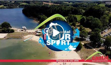 Le Cantal Tour Sport 2018 à Rénac