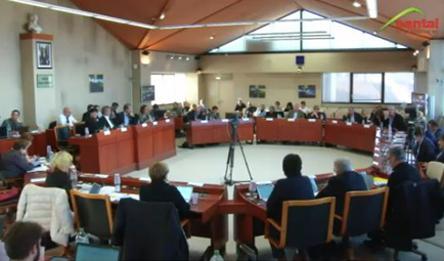 Débat des orientations budgétaires 2018