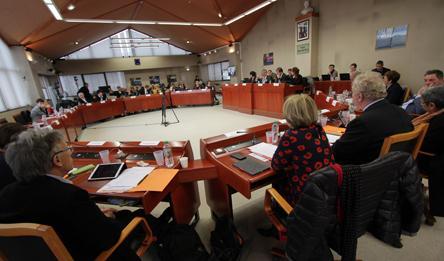 Séance publique du Conseil départemental du Cantal du 20 décembre 2018, matin