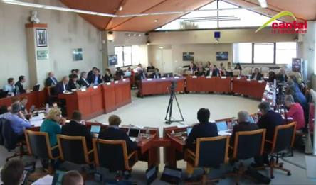 Séance publique du Conseil départemental du Cantal du 29 mars 2019